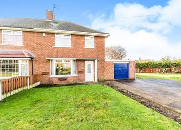 Thumbnail 3 bed semi-detached house for sale in Hatfield Lane, Armthorpe, Doncaster