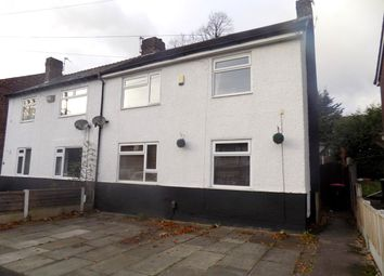 Thumbnail 3 bed semi-detached house for sale in South Avenue, Swinton, Manchester