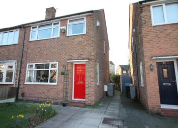 Thumbnail 3 bed semi-detached house for sale in Cavendish Road, Urmston, Manchester