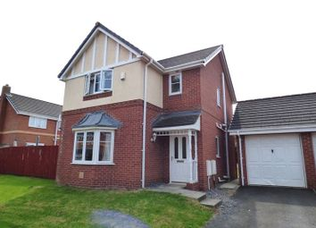 Thumbnail 3 bed detached house for sale in Swift Gardens, Heysham, Morecambe
