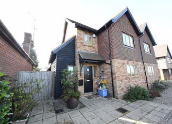 Thumbnail 3 bed semi-detached house to rent in Church Road, Great Hallingbury, Bishop's Stortford