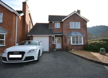 Thumbnail 3 bed detached house for sale in Bryn Twr, Abergele