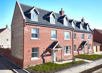 Thumbnail 4 bed detached house for sale in Plot 3 Priory Mews, Binham, Fakenham, Norfolk