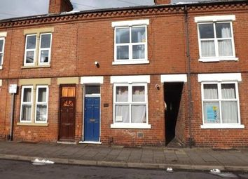 Thumbnail 2 bed terraced house to rent in Station Street, Loughborough, Leicestershire