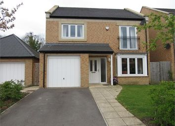 Thumbnail 4 bed detached house for sale in Beechwood Drive, Humbles Wood, Prudhoe
