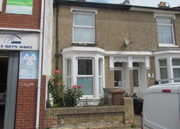 Thumbnail 4 bed terraced house to rent in Northcote Road, Southsea