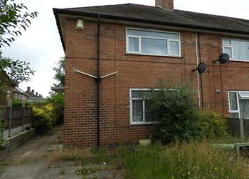 Thumbnail 3 bed semi-detached house for sale in Helston Drive, Strelley, Nottingham