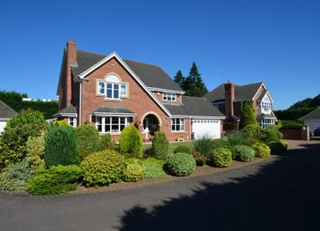 Thumbnail 4 bed detached house for sale in Bawnmore Road, Bilton, Rugby
