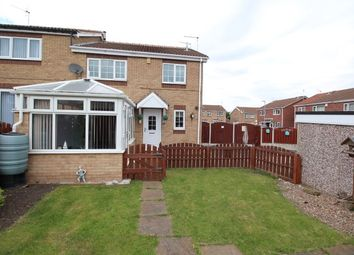 Thumbnail 2 bed semi-detached house for sale in Boundary Green, Rawmarsh