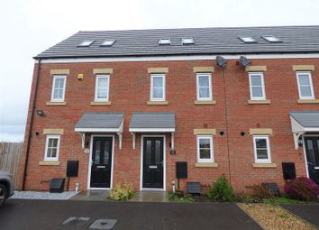 3 bed terraced house for sale in Bedstone Way, Farcet, Cambridgeshire . PE7