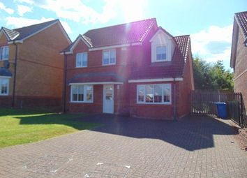 Thumbnail 4 bed detached house to rent in Aberdour Court, Blantyre, Glasgow