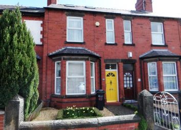 Thumbnail 3 bed terraced house for sale in St. Marks Road, Saltney, Cheshire
