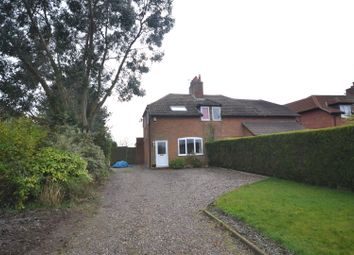 Thumbnail 3 bedroom semi-detached house for sale in Panxworth Road, South Walsham, Norwich