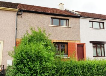 Thumbnail 2 bedroom terraced house for sale in Longay Street, Glasgow