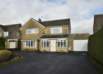 Thumbnail 4 bed detached house for sale in Sheppard Way, Minchinhampton, Stroud