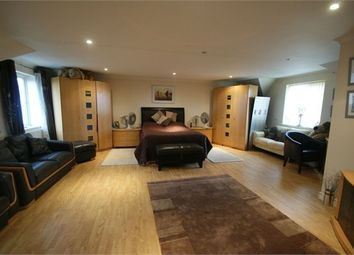 Thumbnail 4 bed detached house for sale in Gwydr Crescent, Uplands, Swansea