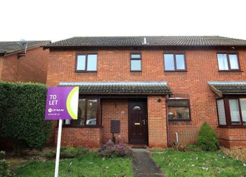 Thumbnail 2 bedroom terraced house to rent in Cookson Close, Yaxley, Peterborough