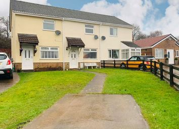 Thumbnail 2 bed terraced house for sale in Heol Y Pia, Caerphilly