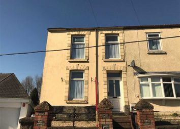Thumbnail 3 bed end terrace house for sale in Bank Road, Llangennech, Llanelli