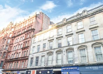 Thumbnail 1 bed flat for sale in Queen Street, Flat 3/2, City Centre, Glasgow