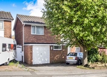 Thumbnail 4 bedroom detached house for sale in Trough Road, Watnall, Nottingham