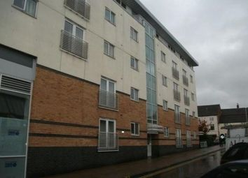 Thumbnail 1 bed flat to rent in Brook House, Loughborough