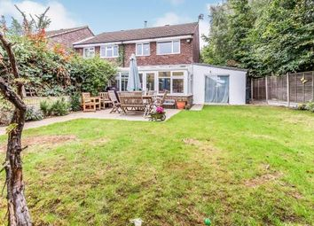 3 bed end terrace house for sale in Masefield Road, Larkfield, Aylesford, Kent ME20
