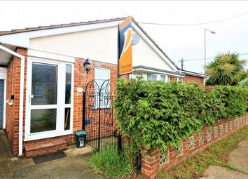 Thumbnail 3 bed detached bungalow for sale in Juliers Road, Canvey Island, Essex