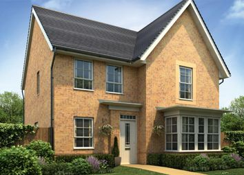 "Thumbnail 4 bed detached house for sale in ""Cambridge"" at Nottingham Business Park, Nottingham"