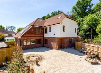 Thumbnail 5 bed detached house for sale in Farmhouse Close, Woking, Surrey