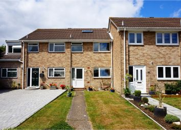 Thumbnail 2 bed terraced house for sale in Beechcroft Close, Fareham