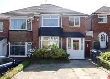 Thumbnail 3 bedroom semi-detached house to rent in Langford Avenue, Great Barr, Birmingham