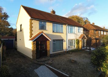 Thumbnail 3 bed semi-detached house for sale in Farm Road, Frimley, Camberley