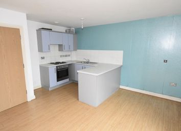 Thumbnail 1 bed flat to rent in Wardle Street, Tunstall, Stoke-On-Trent