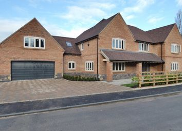 Thumbnail 5 bed detached house for sale in Off Normanton Road, Packington, 1
