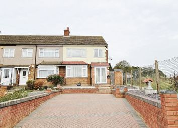Thumbnail 3 bed end terrace house for sale in Highfield Road, Collier Row, Romford