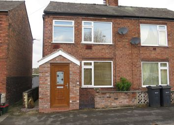 Thumbnail 3 bed semi-detached house for sale in Percy Street, Northwich