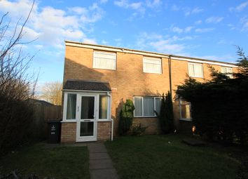 Thumbnail 3 bed end terrace house to rent in Durham Road, Stevenage