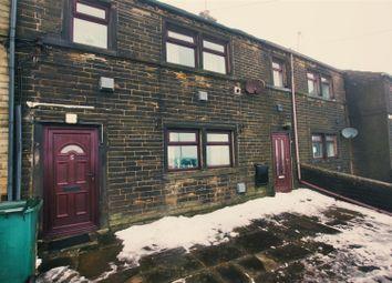 3 bed terraced house for sale in County Bridge, Denholme, Bradford BD13