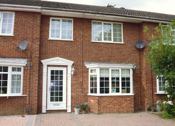 Thumbnail 3 bed town house for sale in Millbrook Close, North Hykeham, Lincoln