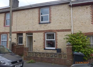 Thumbnail 3 bed terraced house to rent in Netley Road, Newton Abbot