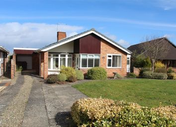 Thumbnail 2 bed bungalow for sale in Peace Drive, Shrewsbury