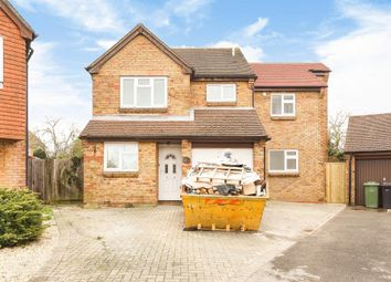 Thumbnail 4 bed detached house for sale in Cumnor, Oxford