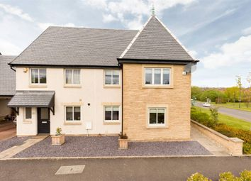 Thumbnail 3 bed end terrace house for sale in Castle Dean Court, Bonnyrigg, Midlothian