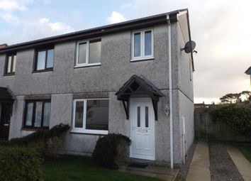 Thumbnail 3 bed semi-detached house for sale in Mount Hawke, Truro, Cornwall