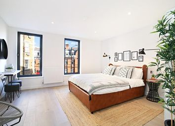 Thumbnail 3 bed flat for sale in Hepburn Lofts, Tanner Street