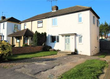 3 bed semi-detached house for sale in Roberts Road, Aldershot, Hampshire GU12