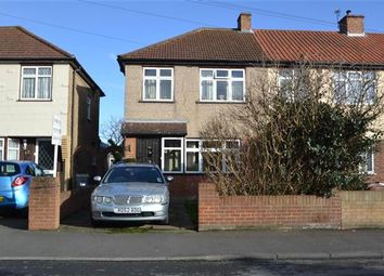 Thumbnail 3 bed end terrace house for sale in New Road, Bedfont, Feltham