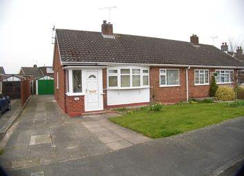 Thumbnail 2 bed bungalow to rent in Burlea Drive, Shavington, Crewe