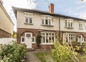 Thumbnail 4 bed semi-detached house to rent in Courtlands Avenue, Hampton